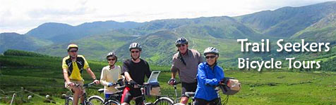 Cycling tours of South West Ireland